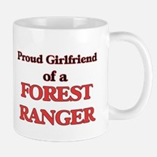 Proud Girlfriend of a Forest Ranger Mugs