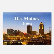 Des Moines Postcards (Package of 8)