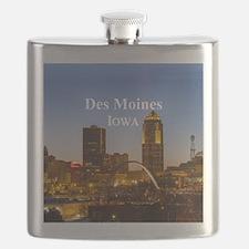 Des Moines Flask
