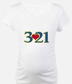 321 Down Syndrome Awareness Day Shirt