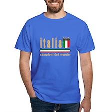 Italia campioni del mondo T-Shirt