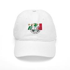 Italian soccer emblem Baseball Cap