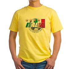 Italian soccer emblem T