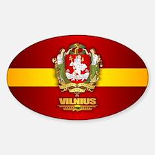 Vilnius Decal