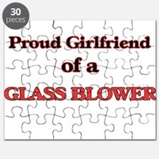 Proud Girlfriend of a Glass Blower Puzzle