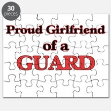 Proud Girlfriend of a Guard Puzzle