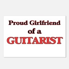 Proud Girlfriend of a Gui Postcards (Package of 8)