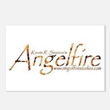 Angelfire logo Postcards (Package of 8)
