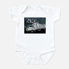 For Big Boys Infant Bodysuit