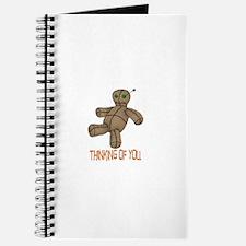 Voodoo Doll Journal