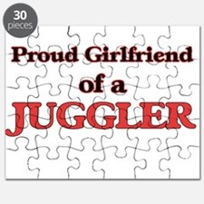 Proud Girlfriend of a Juggler Puzzle