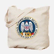 Cute National security agency Tote Bag