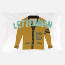 Letterman Pillow Case
