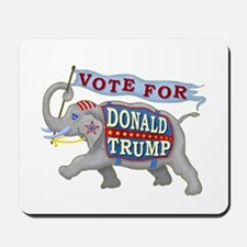 Donald Trump 2016 Elephant President Mousepad