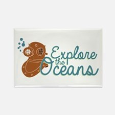 Explore The Oceans Magnets