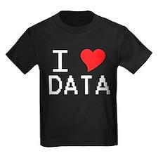 I Heart Data T