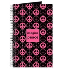 Funny Code pink Journal