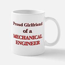 Proud Girlfriend of a Mechanical Engineer Mugs