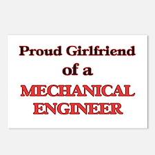 Proud Girlfriend of a Mec Postcards (Package of 8)