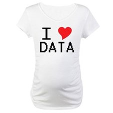 I Heart Data Shirt