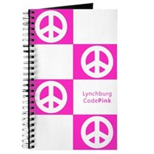 Cool Code pink Journal