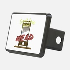 Lose Your Head Hitch Cover