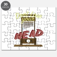 Lose Your Head Puzzle