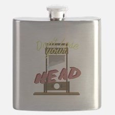 Lose Your Head Flask
