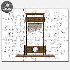Guillotine Puzzle
