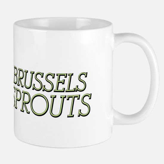 Brussels Sprouts Mugs