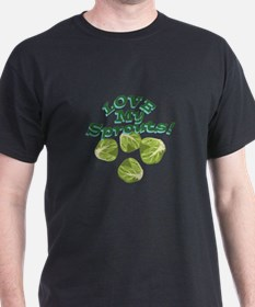 Love My Sprouts T-Shirt