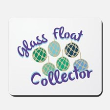 Glass Float Collector Mousepad