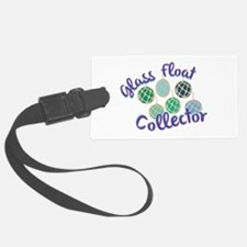 Glass Float Collector Luggage Tag