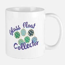 Glass Float Collector Mugs