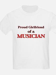 Proud Girlfriend of a Musician T-Shirt