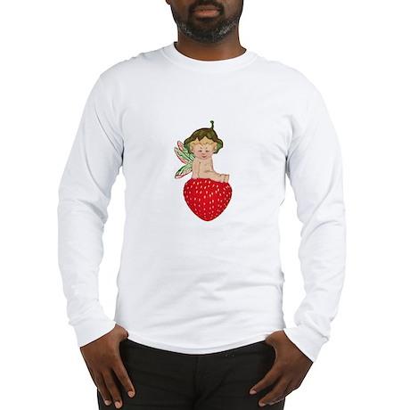 Strawberry Fairy Long Sleeve T-Shirt