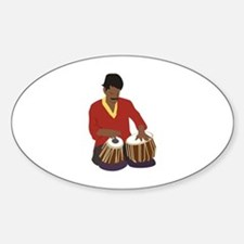 Indian Tabla Stickers