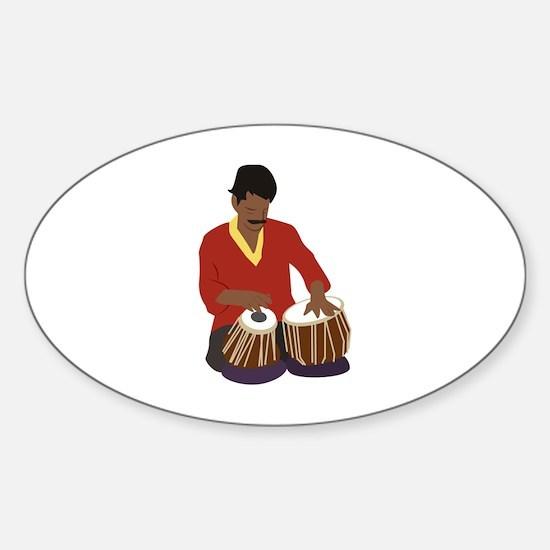 Indian Tabla Stickers