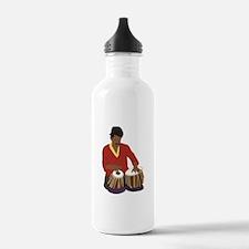 Indian Tabla Water Bottle