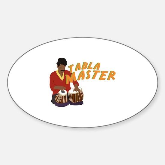 Tabla Master Stickers