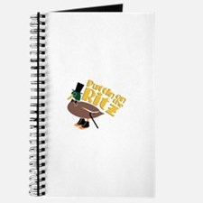 Puttin On Ritz Journal