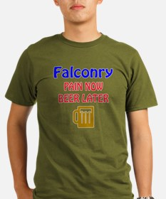 Falconry Pain now Bee T-Shirt