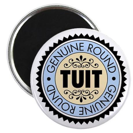Round Tuit Magnet