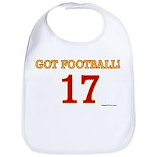 GOT FOOTBALL? (17) Bib