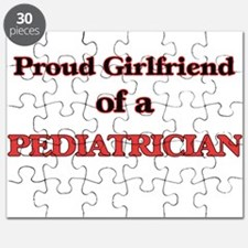 Proud Girlfriend of a Pediatrician Puzzle