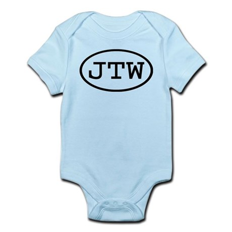 JTW Oval Infant Bodysuit