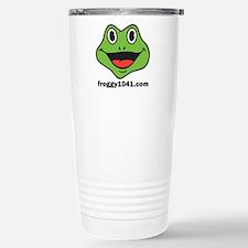 FROGGY 104 Travel Mug