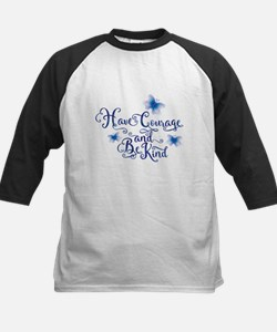 Have Courage Baseball Jersey