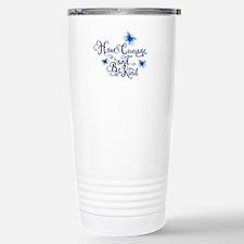 Have Courage Travel Mug