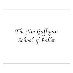 JG SCHOOL OF BALLET Posters